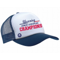 Casquette Champion d'Europe Junior