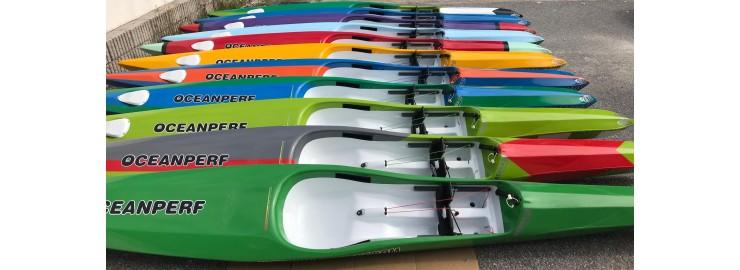 Surf ski kids